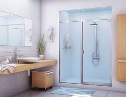 Glass Bathroom Shower Enclosures Cleaning Bath Shower Doors Glass Door Stair Design