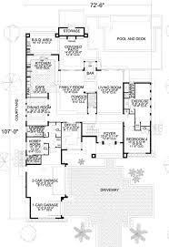 open style floor plans simple ranch house plans lot walkout bat open concept floor modern