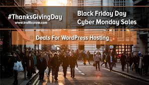 thanksgiving offers 2016 top hosting black friday cyber monday offers coupons