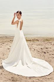 modern wedding dress sleek modern wedding dress style 2115 mikaella bridal