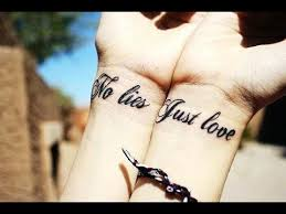 Couples Tattoo Ideas 50 Couple Tattoo Photos Can Inspire You To Make A Tattoo Tattoo