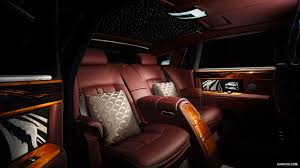 rolls royce ghost rear interior 2014 rolls royce phantom travel collection car interior