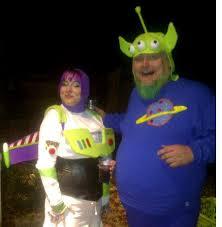 Buzz Lightyear Halloween Costume Buzz Lightyear Squeaky Alien Costume Halloween Craftster