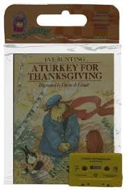a turkey for thanksgiving by bunting