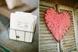 Printed Wedding Programs Dana Powers Barn Wedding Tina Vishal 100 Layer Cake