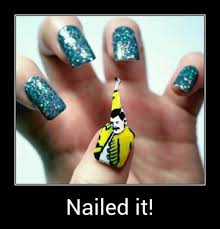 Nail Art Meme - nail art know your meme