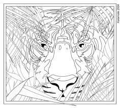 free intricate coloring pages for adults to download and print for