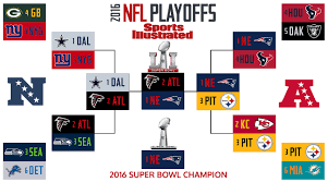 si u0027s 2017 nfl playoff predictions expert brackets super bowl