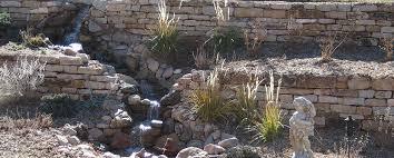 landscape design colorado springs fredell enterprises inc