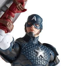 amazon marvel legends series 12 captain america toys
