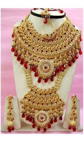 gold bridal set bridal jewelry sets shop indian jewelry sets for brides online