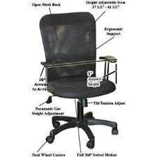 Office Chair Wheel Base Simple Ideas Office Chair Parts Home Office Design