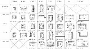 plan de cuisine avec ilot plan de cuisine avec ilot 2017 et plan cuisine ilotmodale