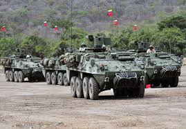 paramount mbombe army rp defense