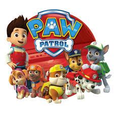 paw patrol capes stitchee