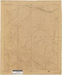 Prescott Arizona Map by