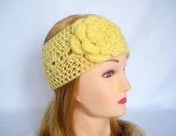 crocheted headbands 26 best crochet headbands images on crochet headbands