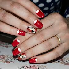 mickey mouse nails the best images bestartnails com