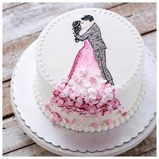 170 best wedding anniversary cakes images on pinterest heart
