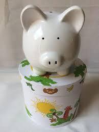 personalised piggy bank animals personalised ceramic piggy bank