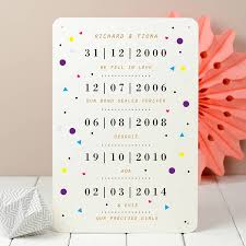 whats a wedding present couples special dates metal print by delightful living
