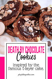 check out death by chocolate cookies it u0027s so easy to make