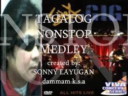tagalog nonstop medley