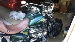 motorcycle with corvette engine 1999 hoss motorcycle 14k 350 corvette engine