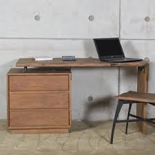 live edge desk with drawers live edge desk wayfair