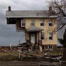 Houses In New Jersey House In Nj Destroyed In Hurricane Sandy Demolished Became