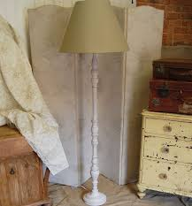 floor lamps shabby chic floor lamp with crystals lamps for
