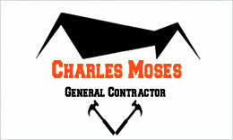 logo designed for local general contractor in columbus ga for all