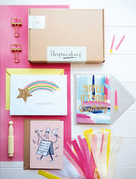 Gift Wrapping Accessories - noisemakers club a birthday and greetings card subscription box