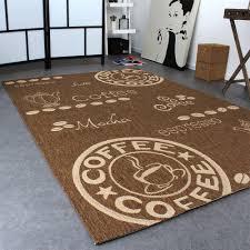 teppich sisal teppich sisal optik braun design teppiche