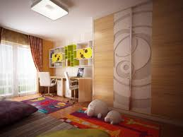Kids Bedroom Furniture Sets With Modern Wooden Wardrobe Designs - Youth bedroom furniture ideas
