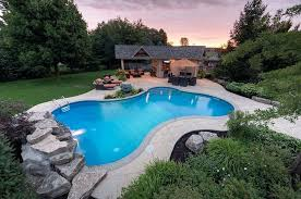 concrete pool deck design ideas stamped concrete patio ideas patio