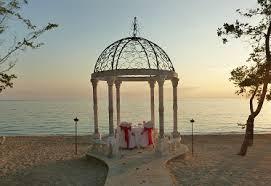 sandals jamaica wedding sandals whitehouse jamaica all inclusive honeymoons
