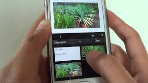 where is my clipboard on android phone samsung galaxy s5 how to open a clipboard to view copied text and