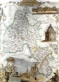 Map Of Oxford England regional england oxfordshire granny robertson u0027s cookbook
