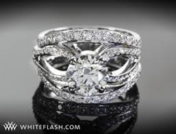 Wedding Ring Enhancers by It U0027s A Wrap Enhancing Your Diamond Solitaire Ring