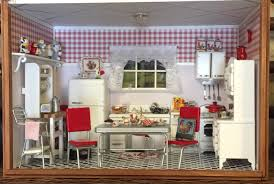 1950s kitchen nana s dollhouses and miniatures picture