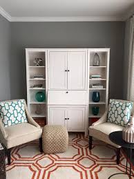 ikea hemnes secretary desk don t need the additional bookshelves necessarily but the
