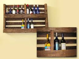 custom pallet wine rack by a leve above carpentry custommade com