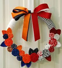Alabama Football Home Decor 114 Best House Divided Wreaths Images On Pinterest Alabama