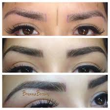 eyebrow feather tattoo uk 103 best tattooed eyebrows images on pinterest eye brows eyebrows