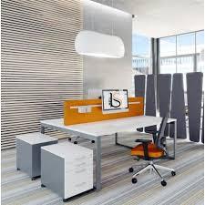 bureau 2 personnes bureau 2 personnes yan z plateaux coulissants mdd bureau bench