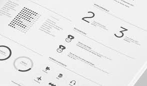 free minimalist resume designs beautifully designed minimal free resume template inspiration