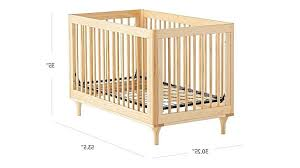 Charleston Convertible Crib Convertible Crib Dimensions Lolly 3 In 1 Convertible Crib