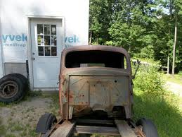 Ford Classic Truck Parts - 40 47 ford truck cab and doors the h a m b