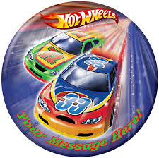 hot wheels cake toppers hot wheels personalised edible cake image 4 the monkey tree
